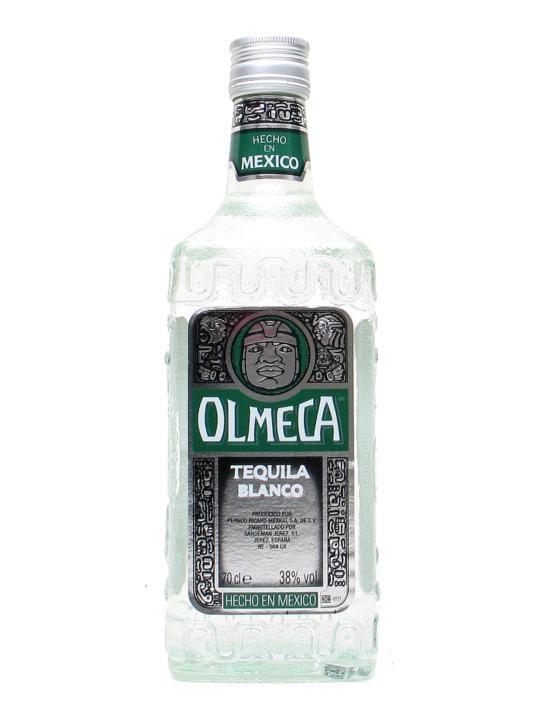 TEQUILA OLMECA SILVER 70CL