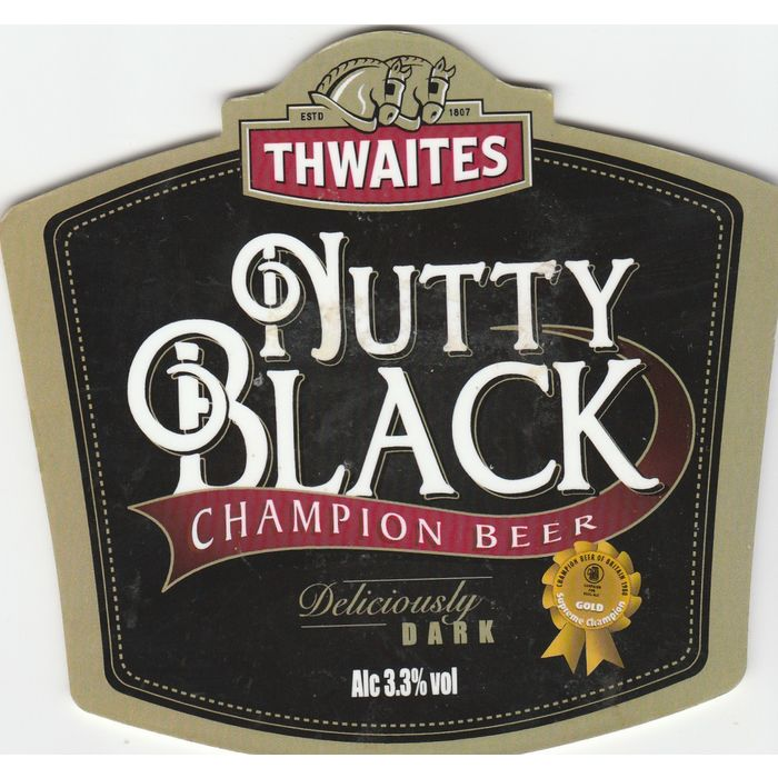 THWAITES DARK SMOOTH 11G