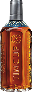 TIN CUP AMERICAN WHISKY 70CL