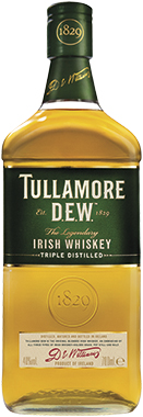 TULLANMORE DEW WHISKY 70CL