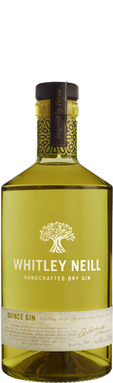WHITLEY NEIL QUINCE GIN 70CL