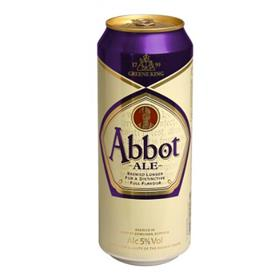 ABBOT ALE CAN 24 X 500ML