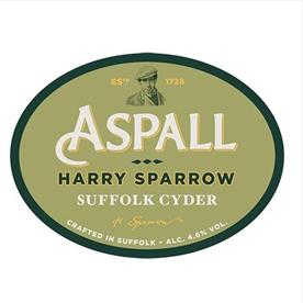 ASPALL HARRY SPARROW 4.6% 11G