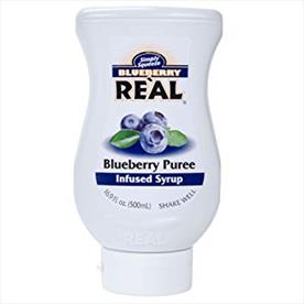 RE'AL BLUEBERRY PUREE 6 X 50CL