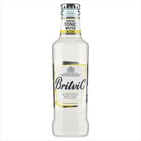 BRITVIC LOW CALORIE TONIC 24 X 200ML