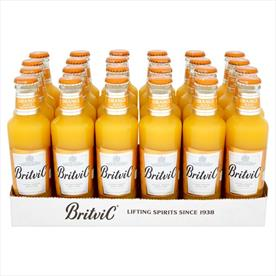BRITVIC ORANGE 24 X 200ML