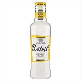 BRITVIC TONIC 24 X 125ML