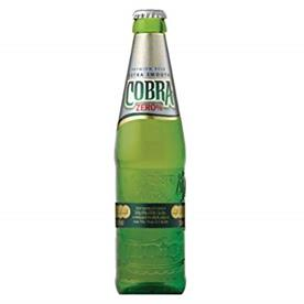 COBRA ALCO-FREE 24 X 330ML