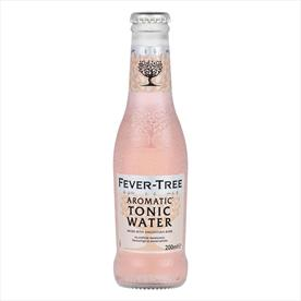 FEVER TREE AROMATIC TONIC WATER 24 X 200ML