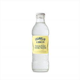 FRANKLIN NATURAL INDIAN TONIC 24 X 200ML