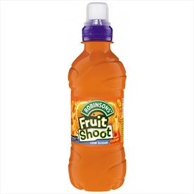 FRUIT SHOOTS ORANGE 24 X 275ML