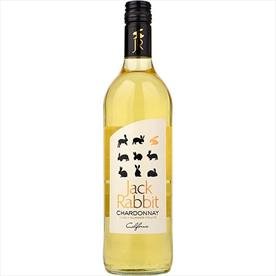 JACK RABBIT CHARDONNAY 12 X 187ML