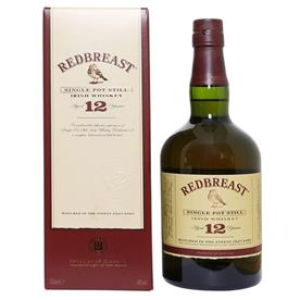 JAMESON RED BREAST WHISKY 70CL
