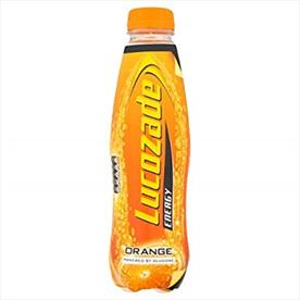LUCOZADE ORANGE 24 X 380ML