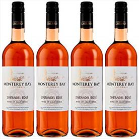 MONTERAY BAY ZINFANDEL ROSE 6 X 75CL