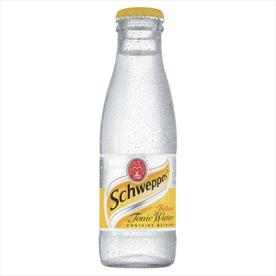 SCHWEPPES TONIC WATER 24 X 200ML