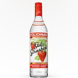 STOLICHNAYA STRAWBERRY 1LTR