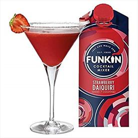 FUNKIN STRAWBERRY DAIQUIRI MIXER 5 X 1KG