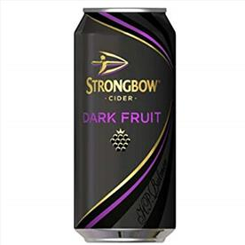 STRONGBOW DARK FRUIT CANS 24 X 500ML